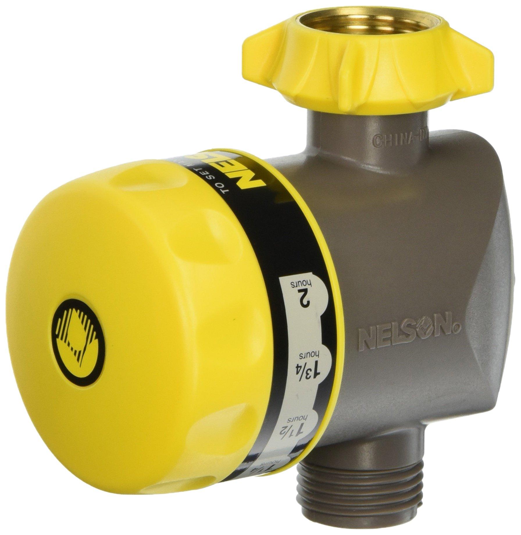 Nelson 56600 Shut-Off Water Timer