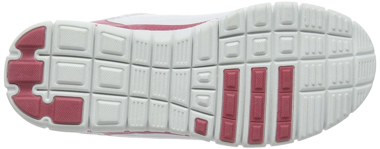 Antistatic Leather Nursing Trainers Oxypas Oxysport Sunny Slip-resistant 37 EU White//Fuchsia Fuchsia 4 UK
