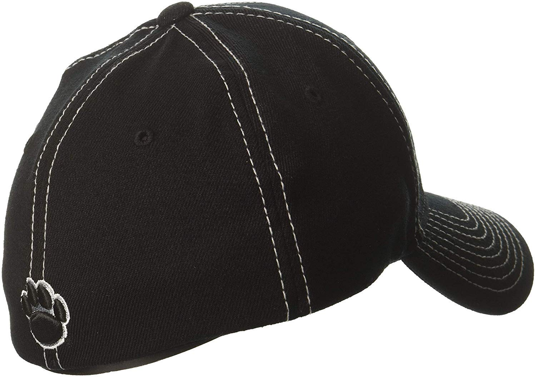 Zephyr Penn State University PSU Nittany Lions Black Top Finishers Best Mens//Womens Baseball Hat//Cap Size Medium Large