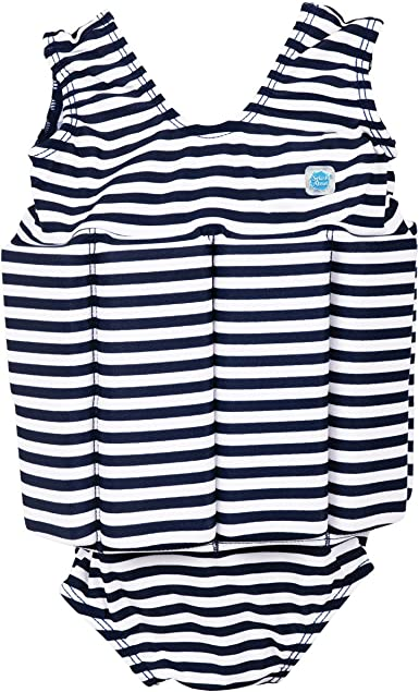 Silian Costumi Interi da Bagno per Bambini galleggianti Giubbotto di galleggiamento Costumi da Bagno Galleggiante Costumi da Bagno per 1-6 Anni Neonati Ragazzi Impara a Nuotare