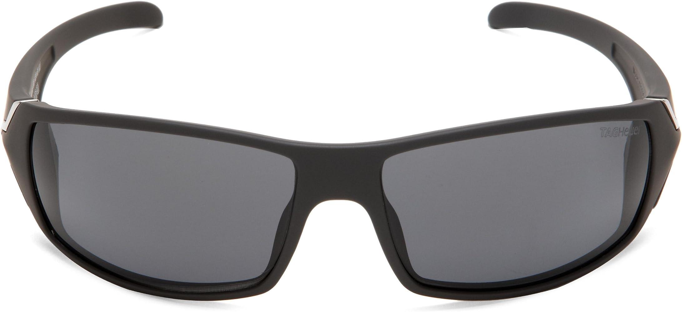 TAG Heuer - Gafas de sol - para hombre gris gris: Amazon.es ...