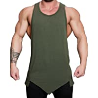1a6403b1fcca6c COOFANDY Men s Gym Tank Tops Workout Muscle Tee Training Bodybuilding  Fitness T Shirts