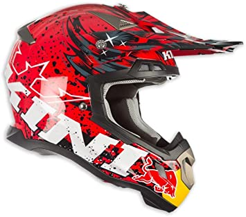 Kini Red Bull Revolution Motocross Helm 2017 Xxl 64 Amazon De Auto