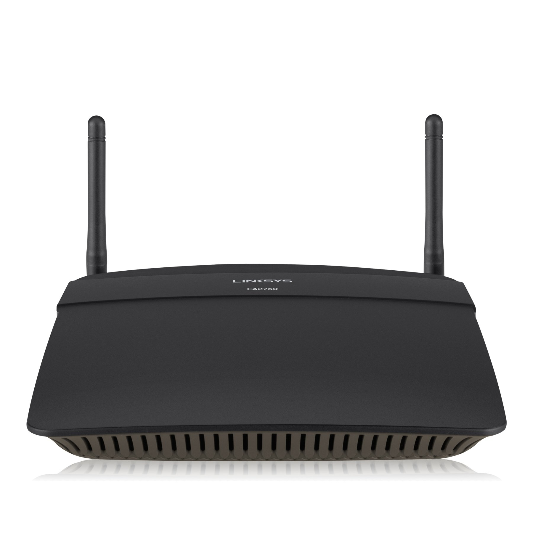 Linksys N600+ Wi-Fi Wireless Dual-Band+ Router with Gigabit Ports (EA2750) by Linksys