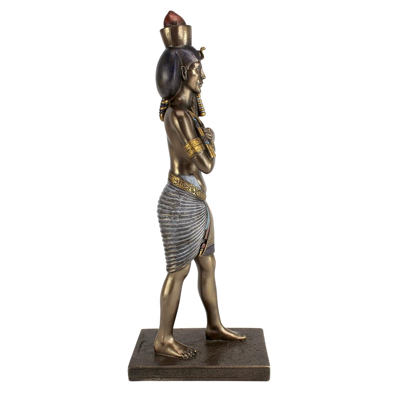 Home & Kitchen Design Toscano Akhenaten Amenhotep IV King of Egypt ...