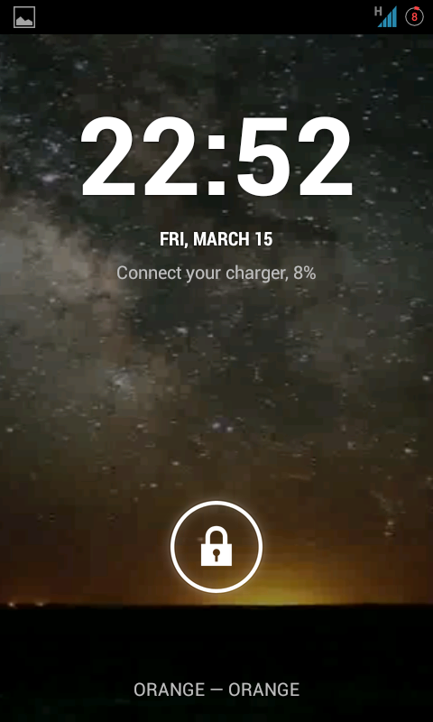 Amazon.com: Starry Night Live Wallpaper: Appstore for Android