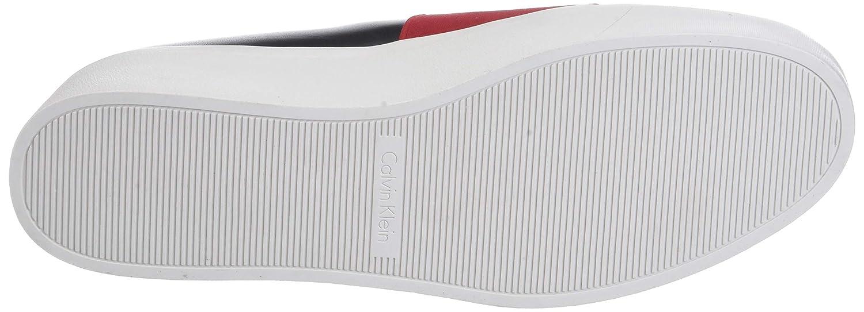 15fb389369c2d8 Calvin Klein Women's Jacinta Cow Silk/Ck Logo Elastic Loafers:  Amazon.co.uk: Shoes & Bags