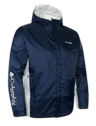 578ffb371d8e Columbia Sportswear Men s PFG Timber Pointe Jacket Navy at Amazon ...