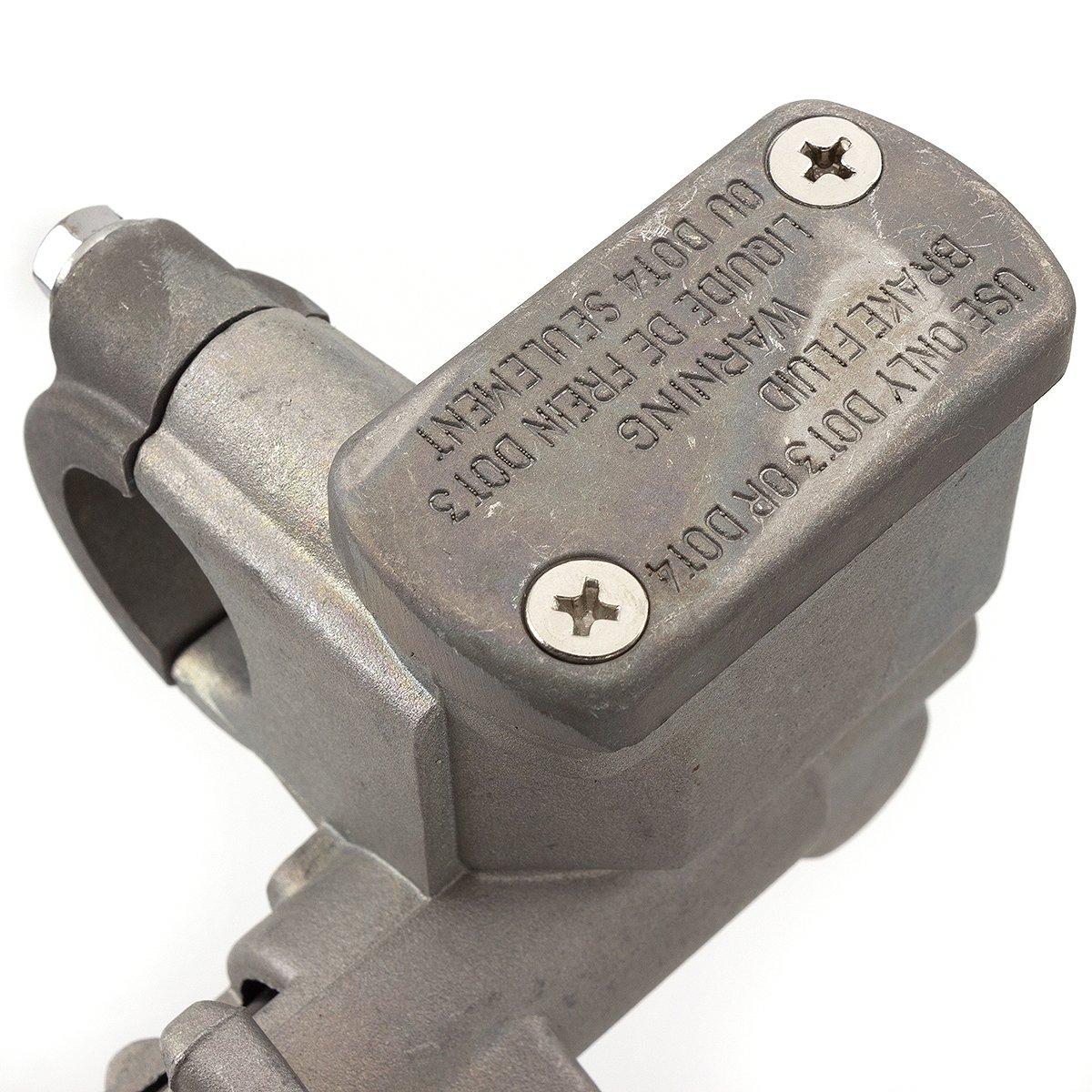 For Honda CR500R CRF150R CRF250R//X CNC Brake Master Cylinder Clutch Perch Levers