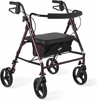 Amazon.com: Andador caminador reforzado bariátrico ...