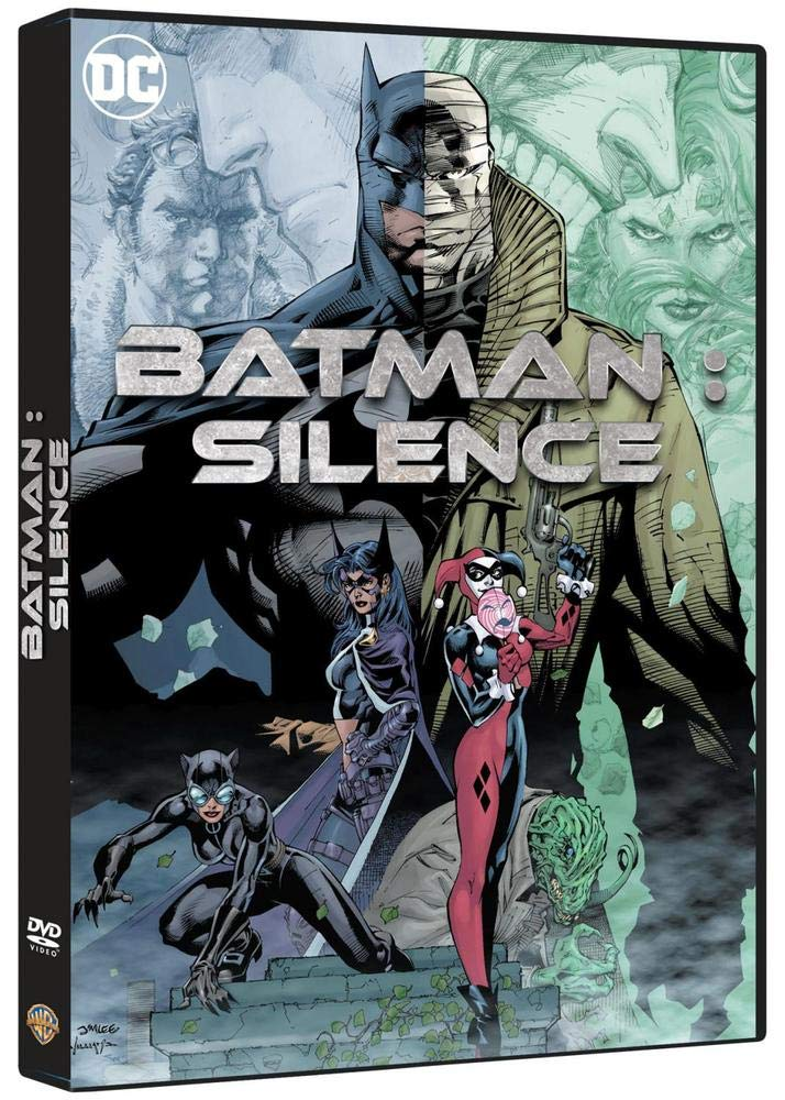 Batman : Silence [Francia] [DVD]: Amazon.es: Justin Copeland ...