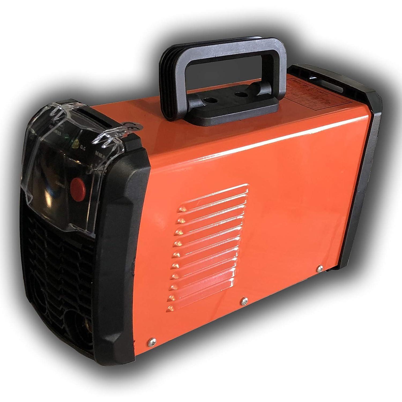 Soldador Inverter Profesional MMA-200 DC Con Tecnología IGBT: Amazon.es: Bricolaje y herramientas