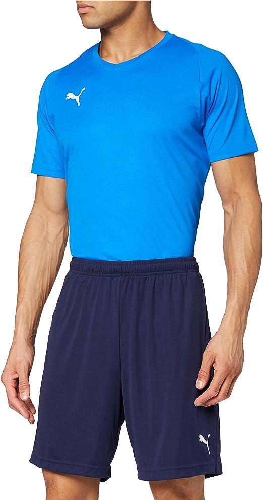 TALLA S. PUMA Liga Training Pant Core - Pantalones Hombre