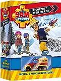 Sam le Pompier - Coffret: Le grand incendie de PontyPandy + Les héros de la tempête [+ 1 camion]