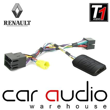 Renault Clio Megane Scenic Laguna Steering Wheel Adaptor CTSRN005.2 Pioneer Lead