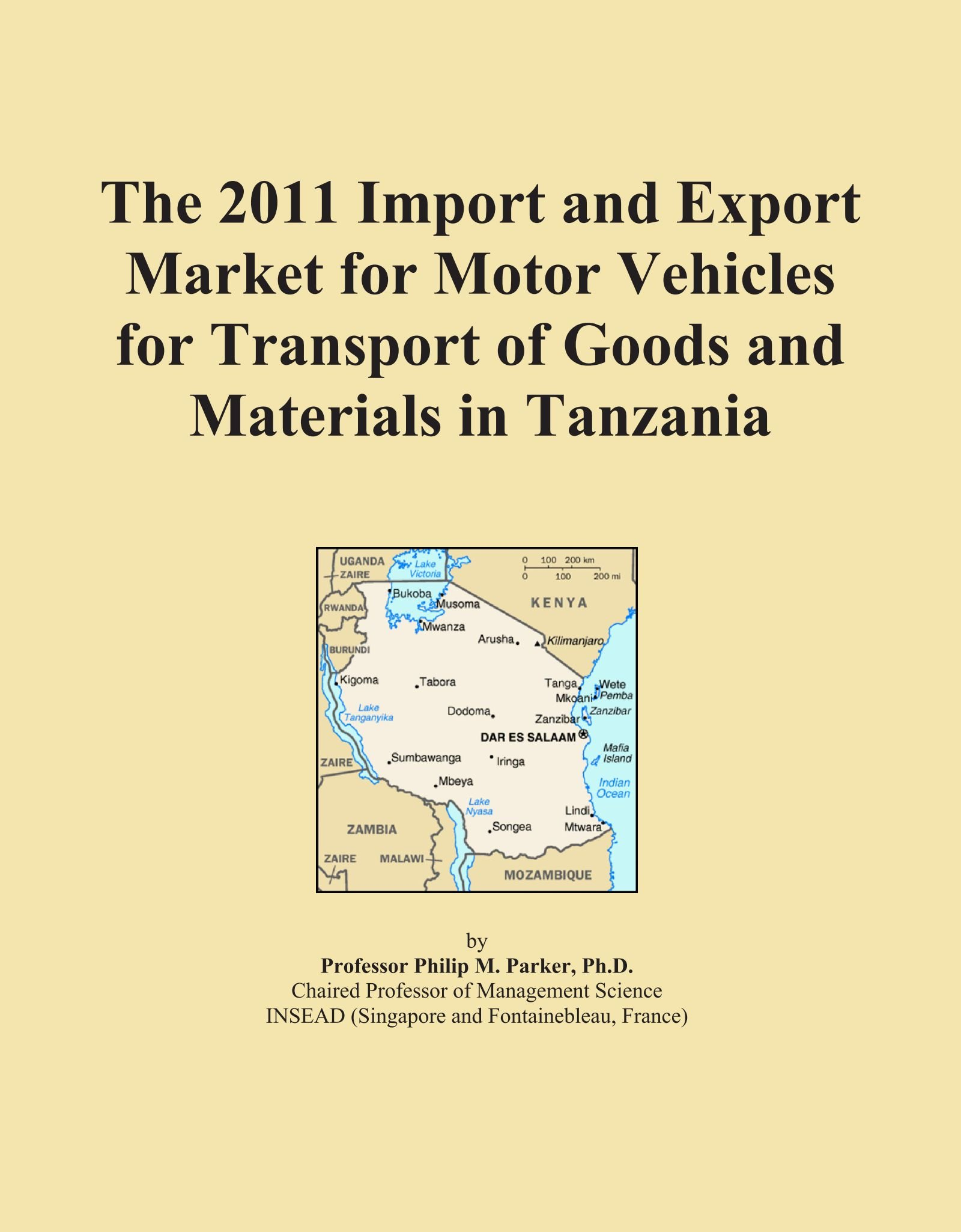 Download The 2011 Import and Export Market for Motor Vehicles for Transport of Goods and Materials in Tanzania PDF