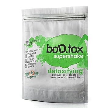 Energy Feelings BoD.tox Ecológico - 2 Paquetes de 150 gr ...
