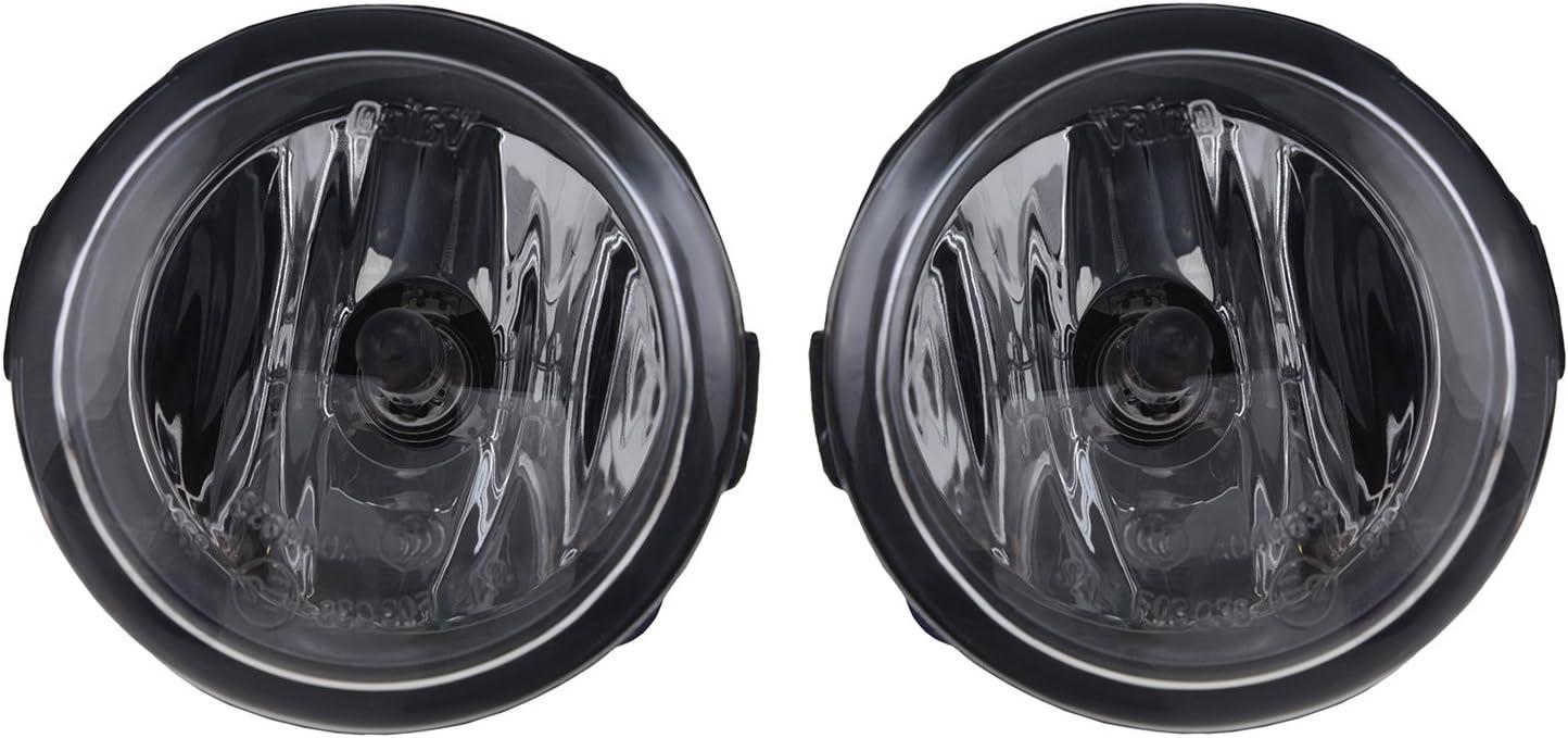 OEM NEW 2011-2015 Genuine Nissan Rogue Select Bumper Fog Light Bezel Cover
