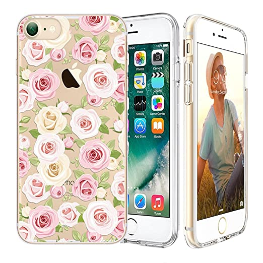 10 opinioni per iPhone 7 Custodia,Apple iPhone 7 (4.7 inch) Custodia,Richoose iPhone 7 TPU [Slim