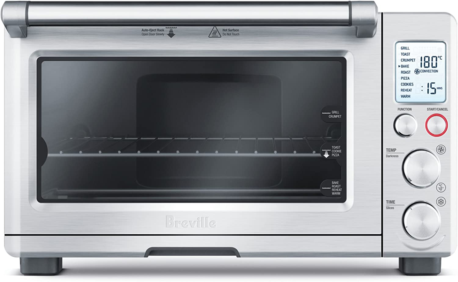 Breville BOV800XL smart oven pro review