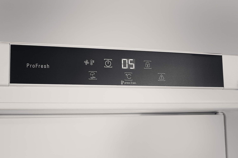 Aeg Kühlschrank Festtür Montage : Bauknecht kvie 4185 a einbau kühlschrank 145 kwh jahr 257l