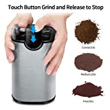 Electric Coffee Grinder, Multifunctional Spice