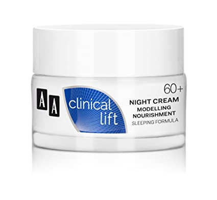AA Clinical Lift 60+ crema de noche 50ml.