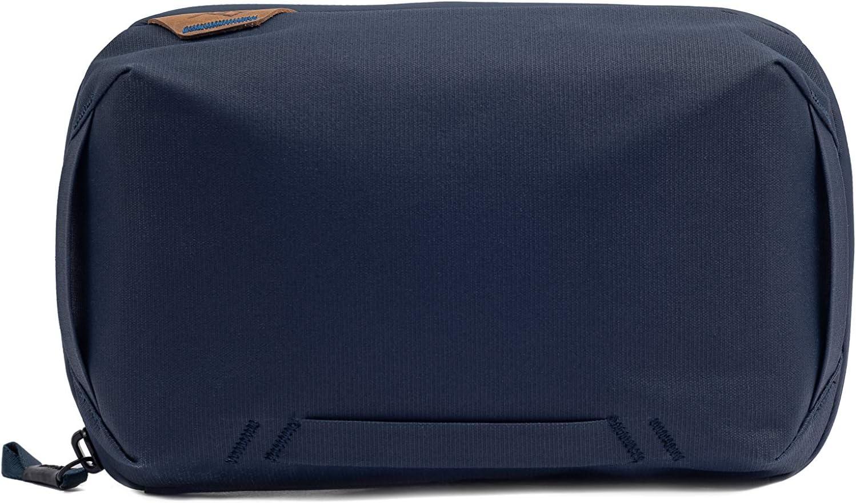 Peak Design Tech Pouch Midnight Sac de rangement pour smartphone etc c/âble Bleu