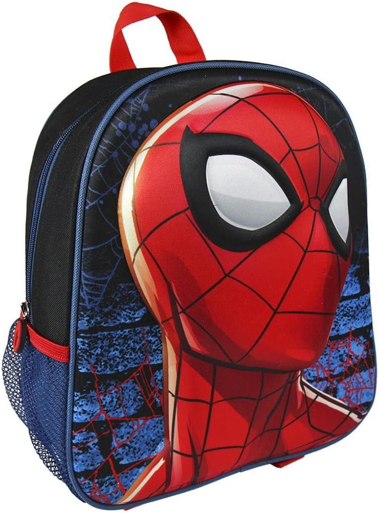 Zaino spiderman marvel  2100001969 - 31 centimetri 3d effetto junior