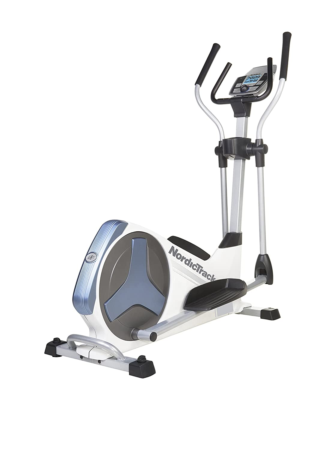 Nordic Track Elliptical Bike And 42 Amazoncouk Sports Outdoors