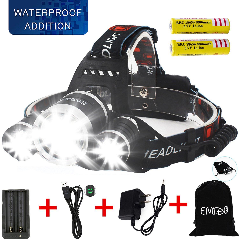 Headlight Switch Construction : Headlight headlamp flashlight camping hunting hiking