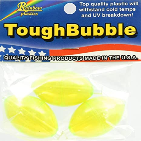 Rainbow plásticos duros Flotadores burbuja