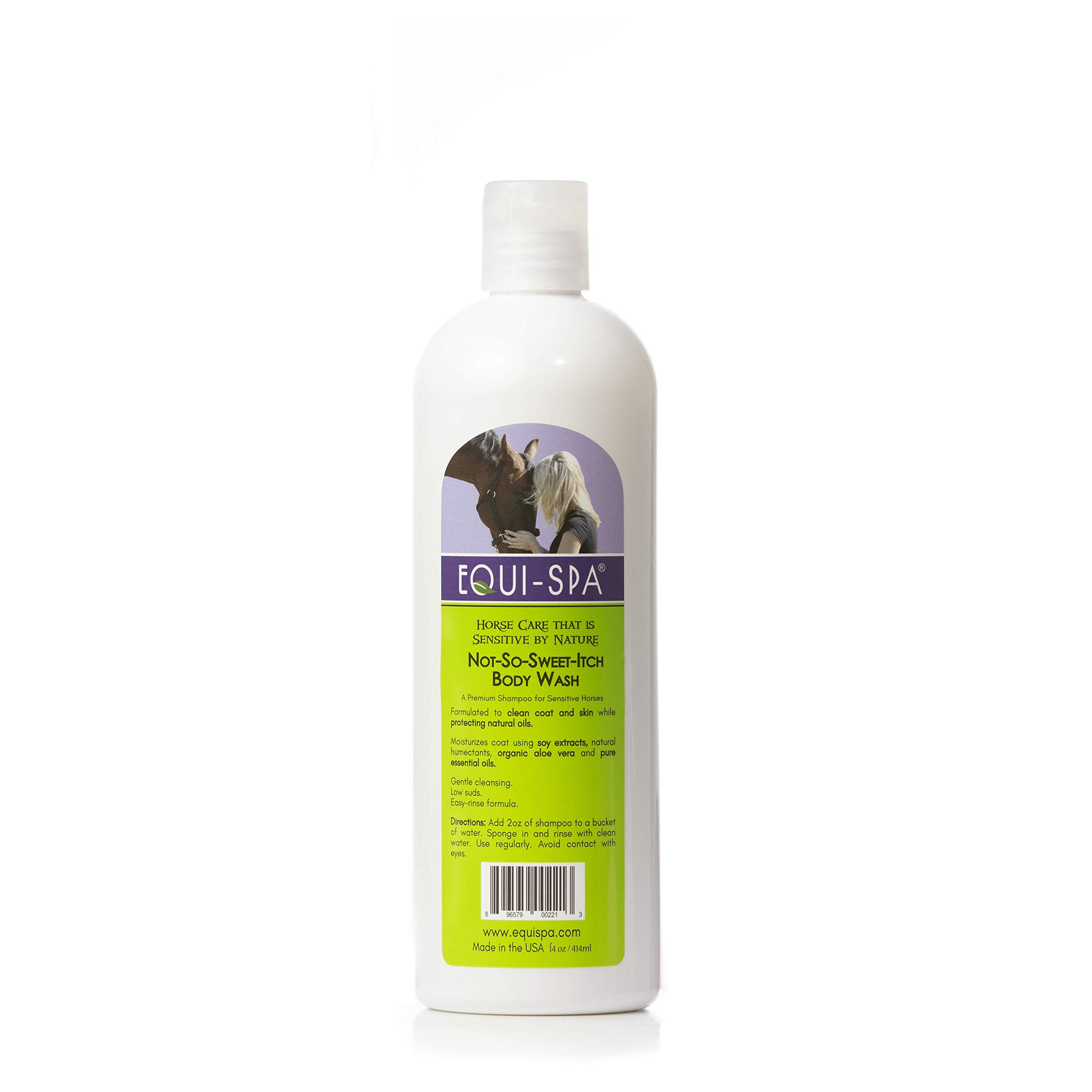 Equi-Spa Not So Sweet Itch Body Wash