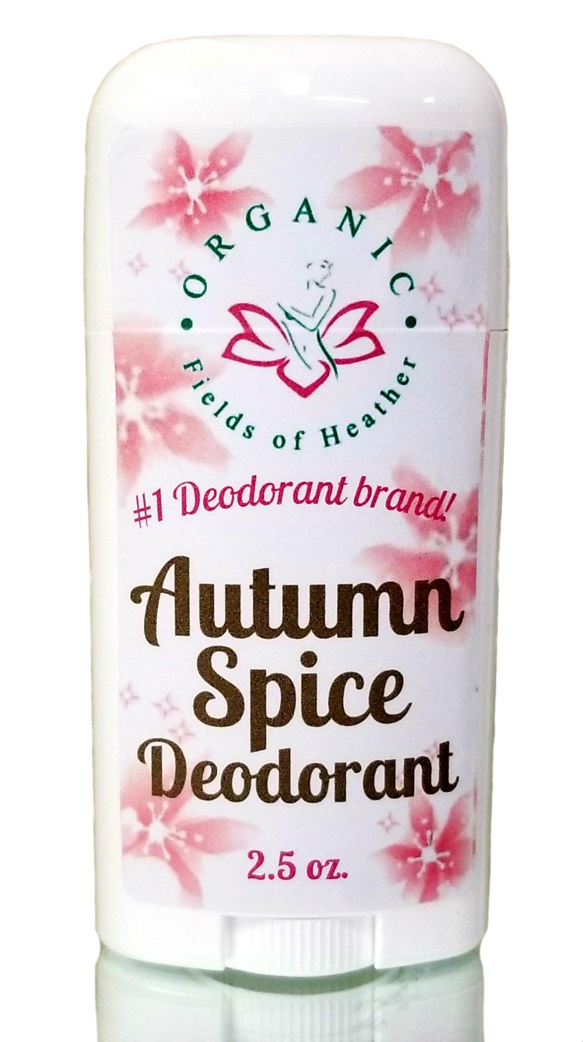 picture I tried pumpkin spice deodorant