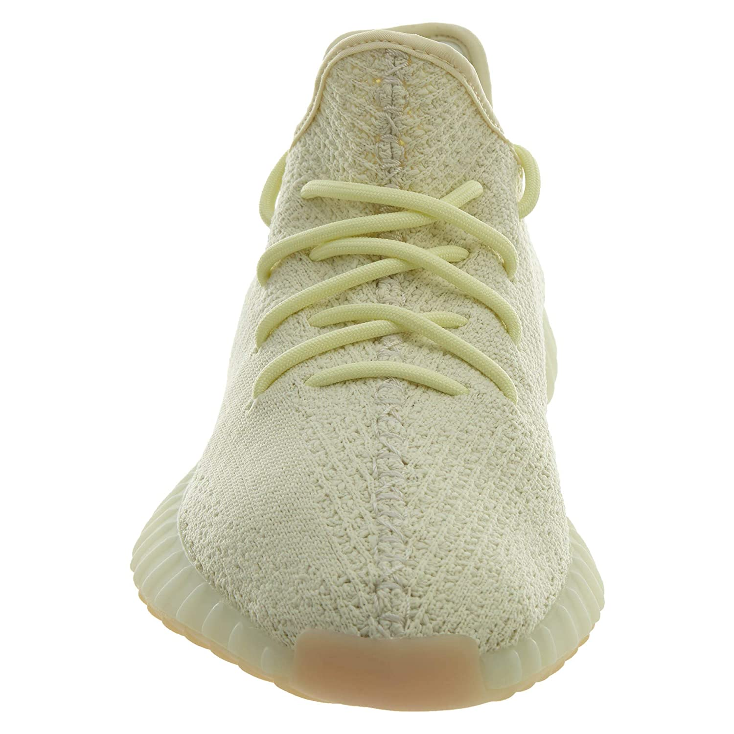 official photos 2bfd5 d1287 Amazon.com   adidas Yeezy Boost 350 V2 Inchbutter Mens   Fashion Sneakers