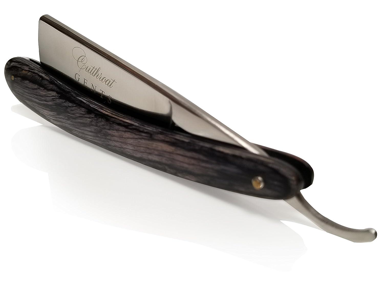 Amazon.com: Cutthroat Gents - Men\'s Straight Razor Blade ...