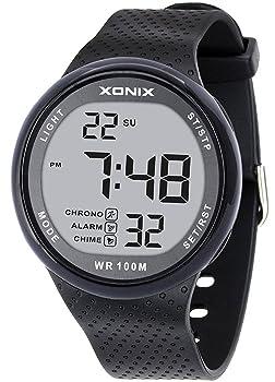 XONIX Ultra-Thin Minimalist Sports Watch