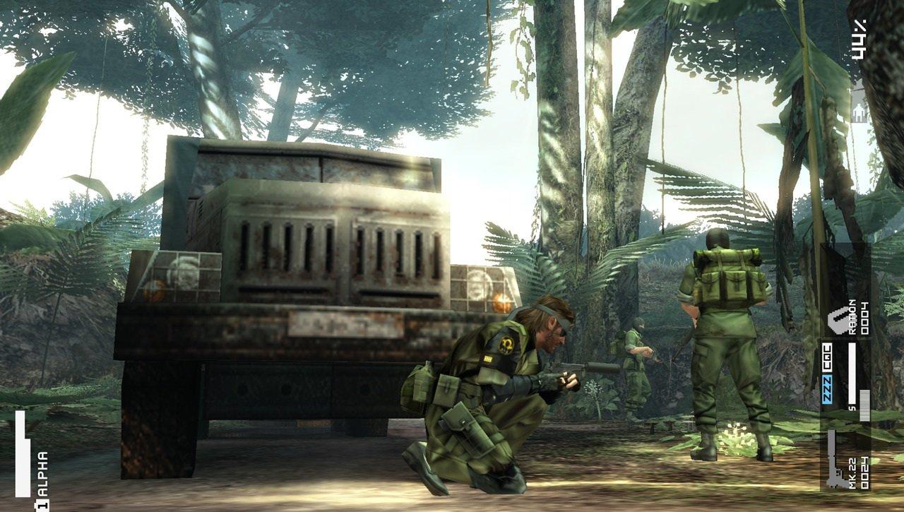 Metal Gear Solid HD Collection [Importación francesa ...