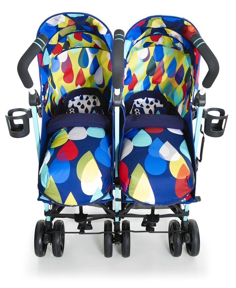 Cosatto To and Fro Duo Pitter Patter Carrito doble para ...