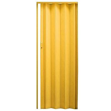 Falttür Küche falttür norderney gelb 81x203cm falttüren schiebetür falt tür