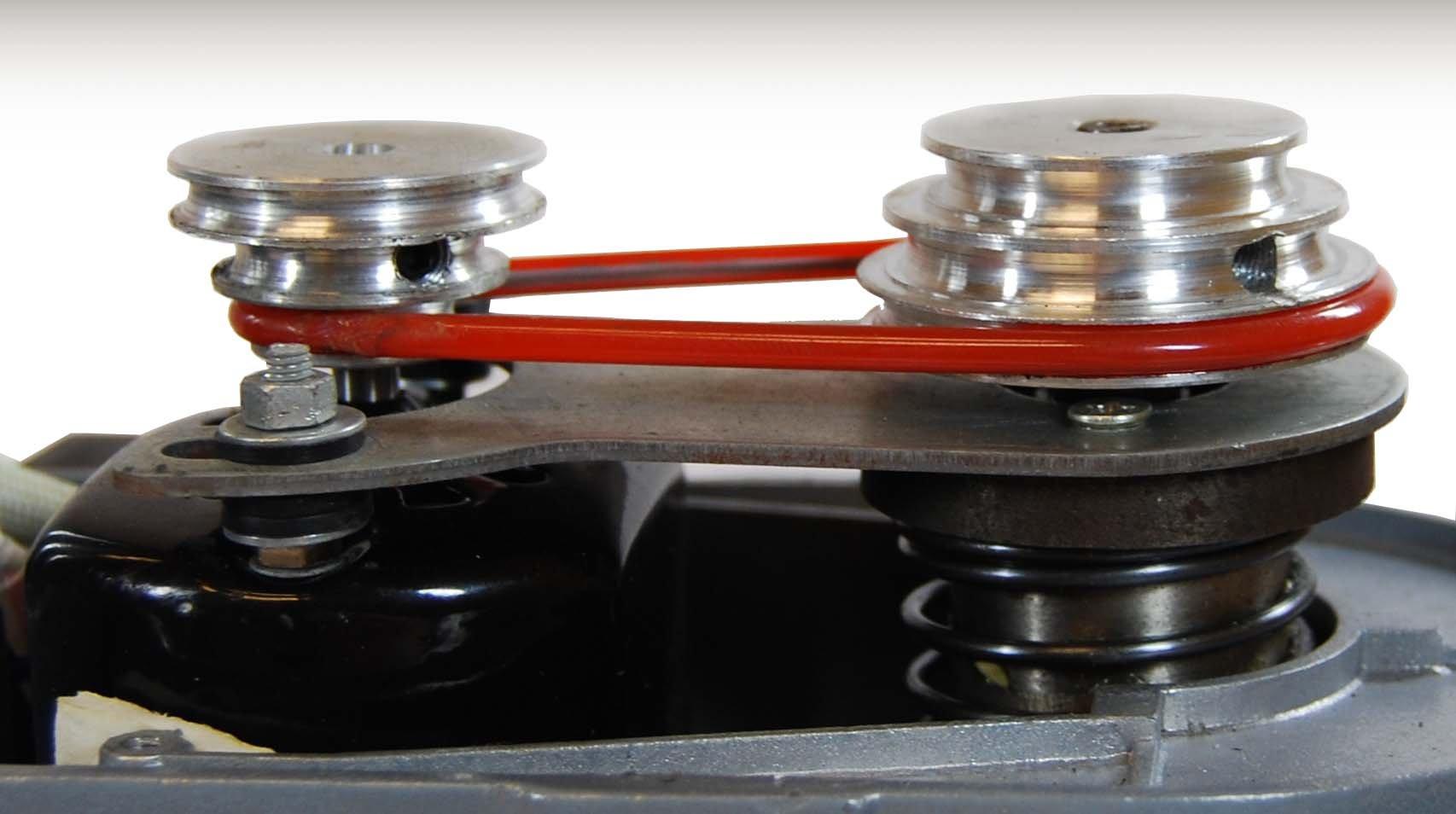 SE 3-Speed Mini Drill Press Bench by SE (Image #4)