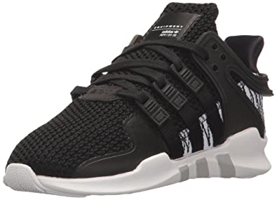 the best attitude acf36 f76e4 adidas Originals Boys EQT Support ADV C Running Shoe BlackWhite, 1.5  Medium