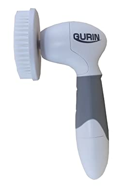 Gurin Face and Body Ultra Clean Brush 4-in-1 SPA Cleansing System