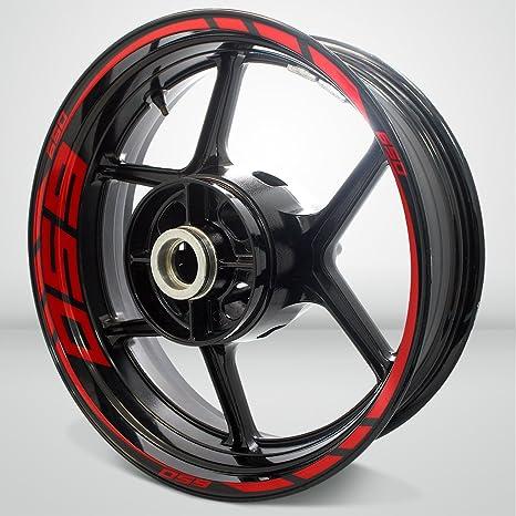Amazon.com: Pegatina para rueda de motocicleta Kawasaki ...