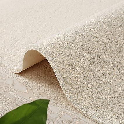 Amazon.com: LJ&XJ PVC Antideslizante Moquetas, Hueco ...