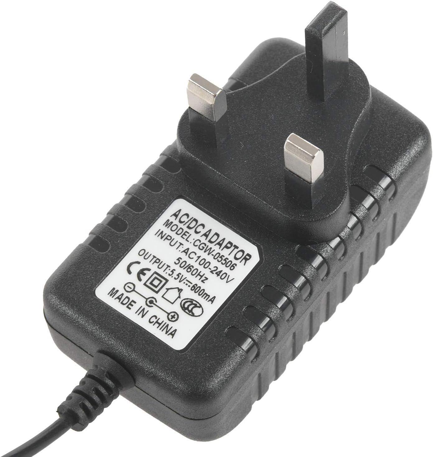 LQNB Portable Charger For Karcher Wv50 Wv55 Wv60 Wv70 Wv75 /& Wv2 Wv5 Window Vac Plug Battery Charger-Uk Plug