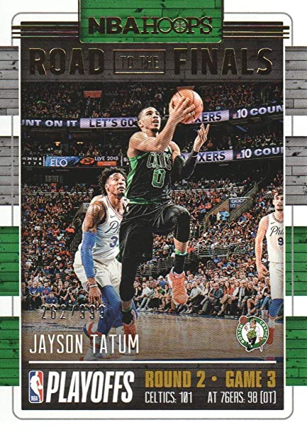 best website b8ff8 8cb67 2018-19 NBA Hoops Basketball Road to the Finals #56 Jayson ...