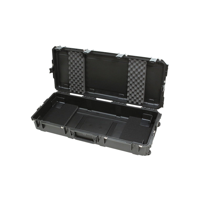 SKB 3i-4217-kbd  防水61 Note Instrumentキーボードホイールトランスポートケース   B01GQTLLJ2