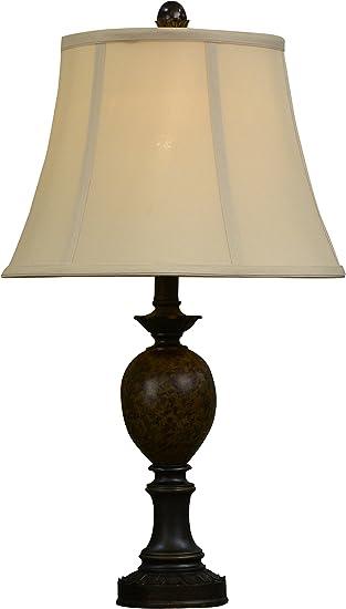 Décor Therapy Tl7910 25 Huntington Table Lamp Bronze Finish Amazon Com