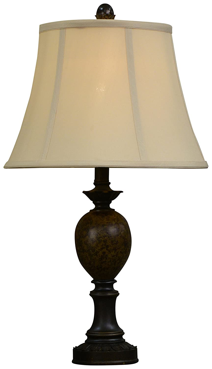 """Décor Therapy TL7910 25"""" Huntington Table Lamp, Bronze Finish"""